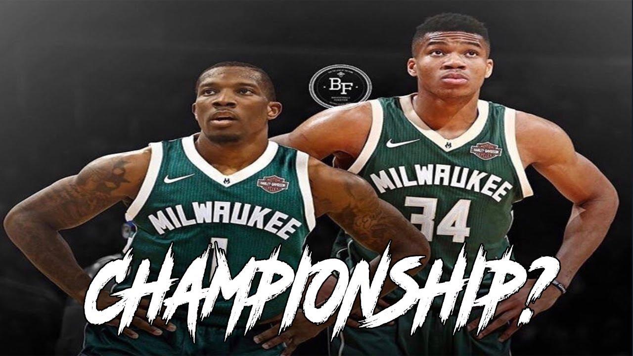 newest 988d4 0d43a CAN ERIC BLEDSOE HELP THE MILWAUKEE BUCKS WIN A CHAMPIONSHIP? | NBA 2K18 |  KOT4Q