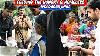 The Boy Who Feeds Poor Everyday | Feeding The Hungry & Homeless in India | The Baigan Vines
