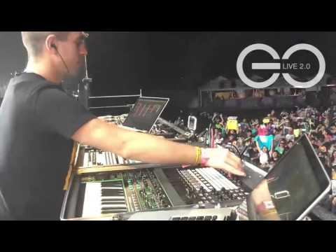 Giuseppe Ottaviani new Live 2.0 debut at EDC Mexico