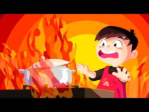 Good Kids Learn About Safety Lessons Fire Rescue | Safety Knowledge for kids