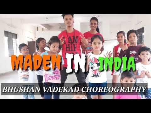 MADEN IN INDIA | GURURANDHAWA |BHUSHAN VADEKAR CHOREOGRAPHY