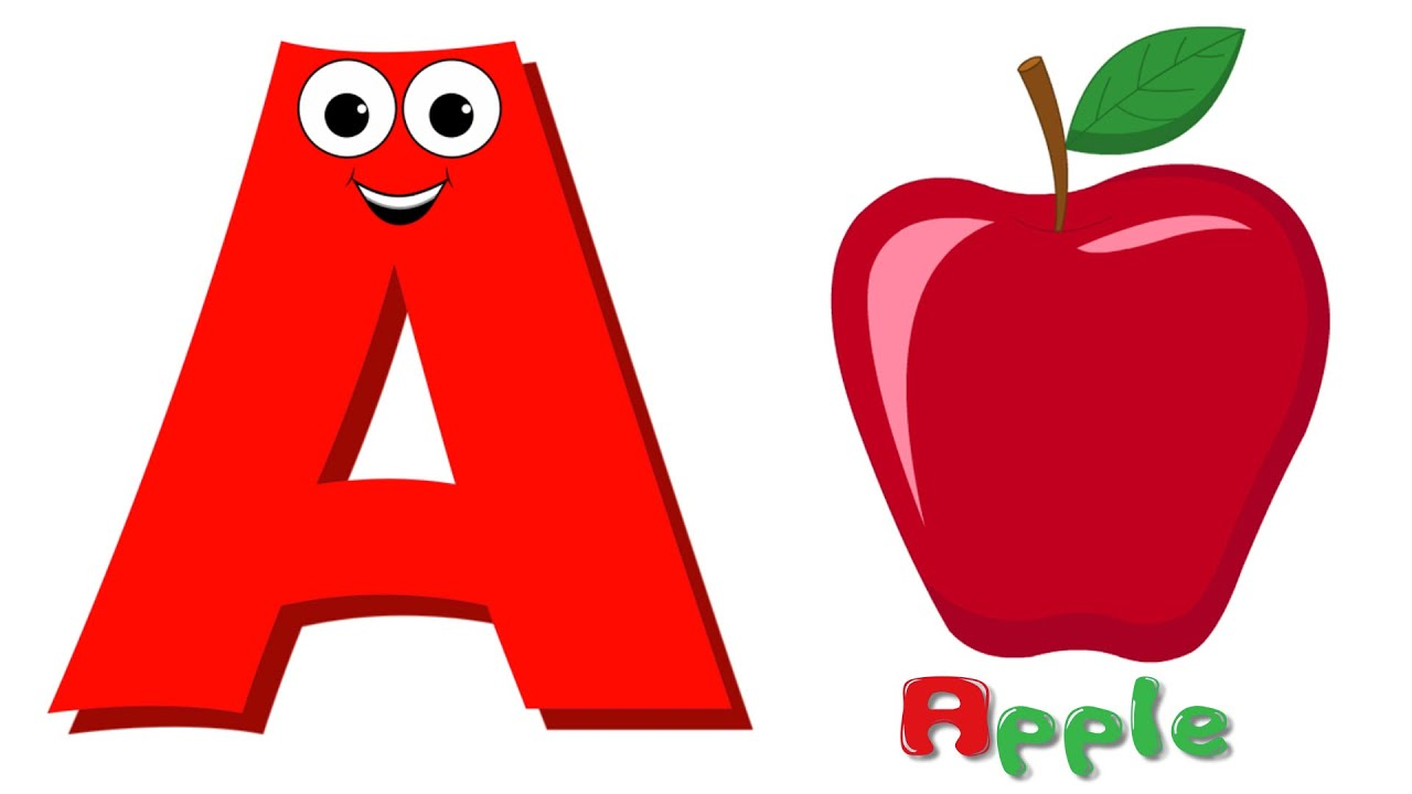 Phonics Letter A Abc Alphabet You