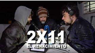 EL RENACIMIENTO 2x11 - Televisión para perros, Pablo Casado y Un muerto en la casa Okupa