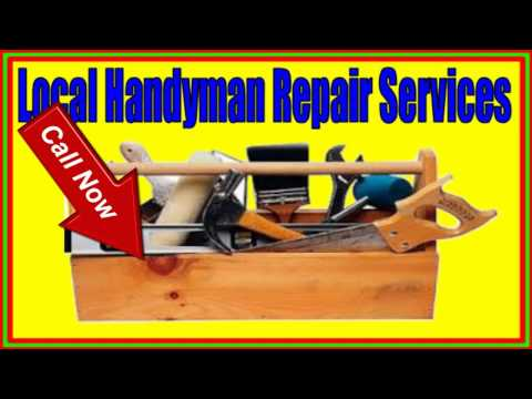 Columbia SC Local Handyman Repair Services
