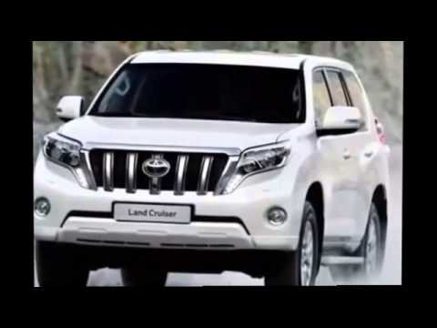 2016 Toyota Land Cruiser Concept Redesign Release Date