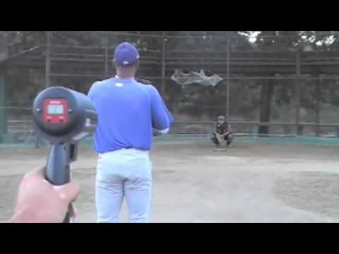 Dominican MLB Pitching Prospect - Osiris RHP