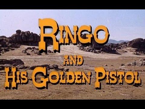 Ringo and His Golden Pistol / (Johnny Oro) (Suite)