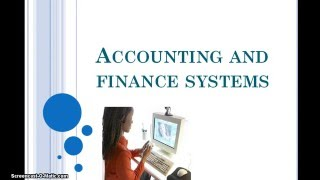 Accounting and finance information systems | Learning Process