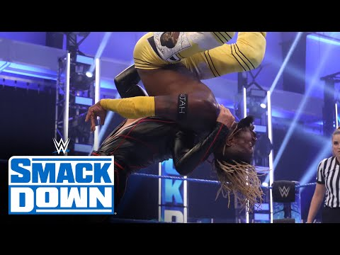 Kofi Kingston vs. Shinsuke Nakamura: SmackDown, July 3, 2020