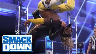 Kofi Kingston vs. Shinsuke Nakamura: SmackDown, July 3, 2020