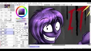 - SpeedPaint Purple Guy Five Nights at Freddy s
