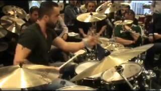 Φώτης Γιαννόπουλος - Drummers Cafe  Vol.1 - Part 1