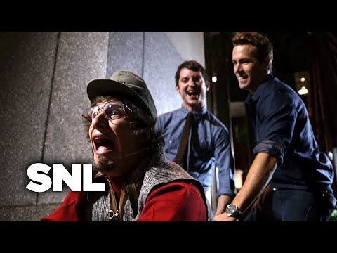 SNL Digital Short: Threw It on the Ground - SNL