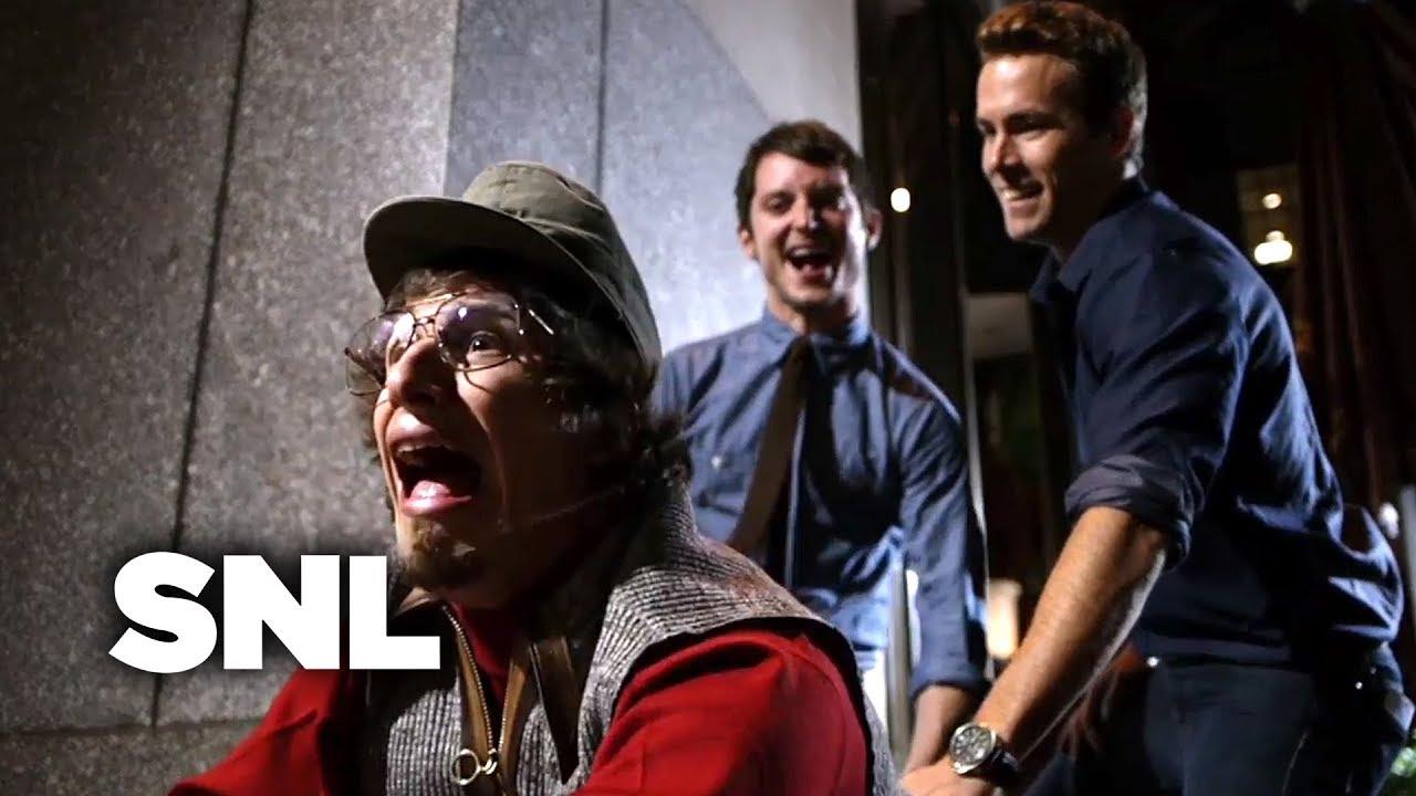 SNL Digital Short: Threw It on the Ground - SNL