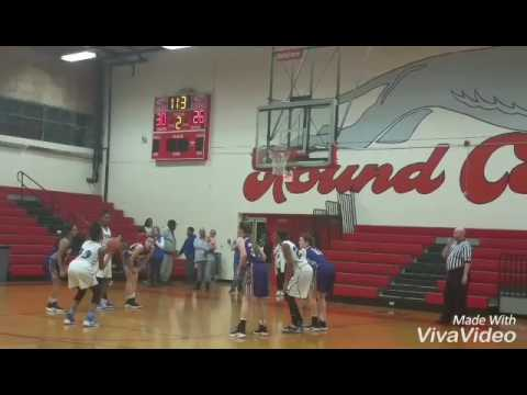 Paducah Middle School Lady Tornado vs Lone Oak Middle School  (7th & 8th grade County Championships)