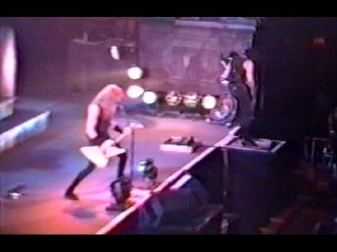 Metallica - Seattle, WA, USA [1989.08.29] Full Concert