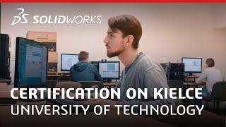Kielce University of Technology video - EDU customer testimonial - VAR - SOLIDWORKS