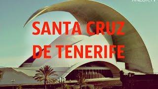 КАНАРЫ: Едем через Санта-Круз в Тереситас на Тенерифе... SANTA CRUZ TERESITAS TENERIFE CANAEY ISLAND