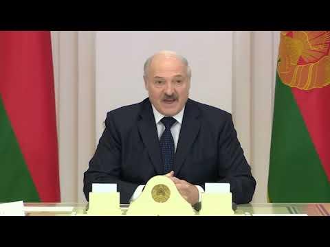 """Лукашенко: """"Нефтяную трубу из России закрываем на ремонт"""""""
