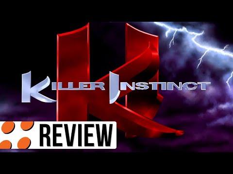 Killer Instinct (Classic) Video Review