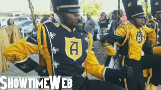 Alabama State Marching Band and Stingettes - Marching In 2019 ASU at UAB