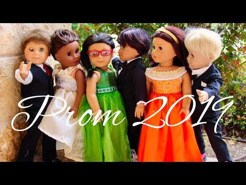 Prom Night (American Girl Stop Motion)