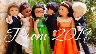 Prom Night American Girl Stop Motion