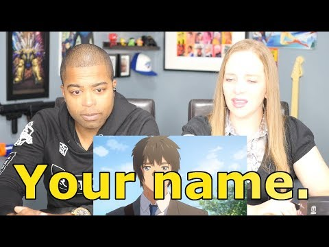 Your Name. (REACTION 🔥) Movie Review