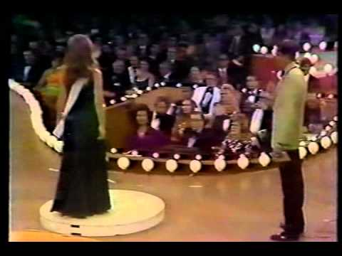 Miss Universe 1972 Evening Gown Competition
