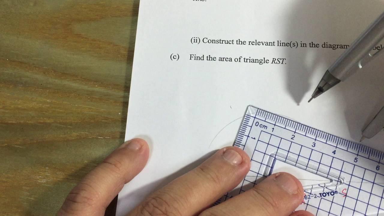 Nail Diagram Quiz | Geometrical Construction Quiz 1 Part 2 Youtube