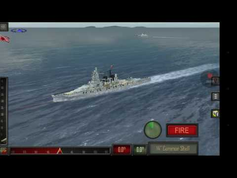 Pacific Fleet: Kongo vs Iowa