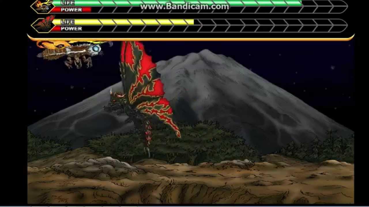 godzilla daikaiju battle royale 2003