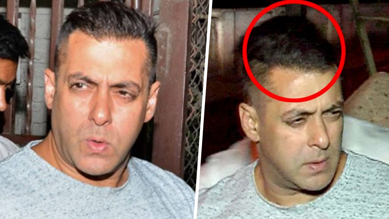 Salman Khans New Hair Style Look Video