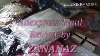 THIS IS NOT WHAT I EXPECTED!!! | Aliexpress Haul R