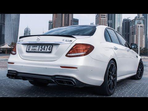 تجربة مرسيدس E63s الصاروخ Mercedes AMG E63s 4matic+ 2018