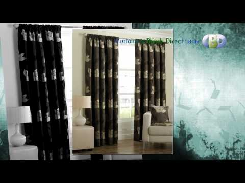 Floral&Prints Ready Made Curtains  at www.leadinginteriors.com