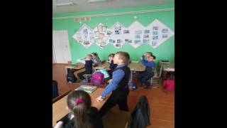 Экологический урок 3 класс(Олеся)