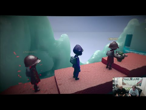 The Tomorrow Children 40 Minutes Gameplay (PS4)