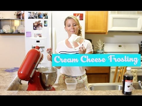 how to make cream cheese frosting for wedding cake how to make cheese frosting 15924