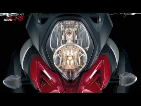 Suzuki V Strom 1000 2014 - Detailaufnahmen