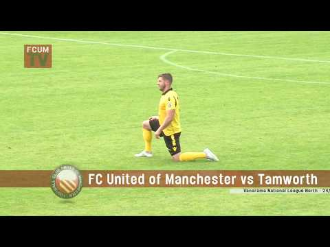 FC United of Manchester vs Tamworth FC - 24/09/2017 - Highlights