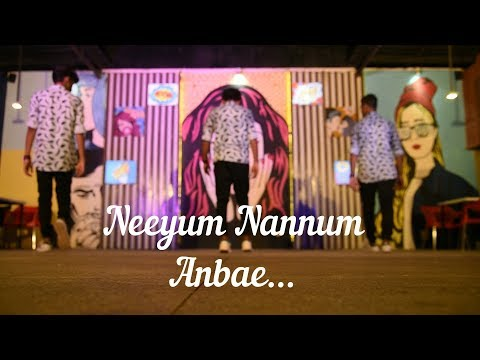 Imaikkaa Nodigal | Neeyum Naanum Anbe Dance  Video | Vijay Sethupathi, Nayanthara | Hiphop Tamizha Mp3