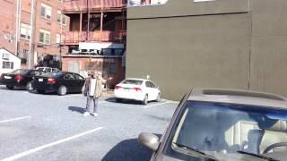 Homeless Guy In Harrisburg