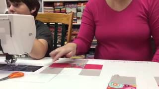 Quilting with kids tutorial
