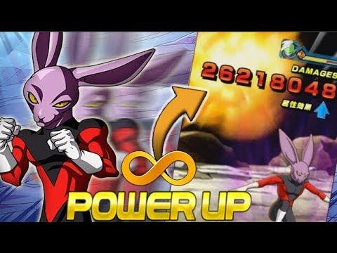 THE INFINITE & LIMITLESS POWER OF A RAINBOW STAR DYSPO! (DBZ: Dokkan Battle)