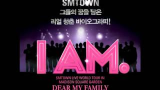 02  Dear My Family Instrumental   SMTown with MP3 DL link   YouTube