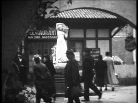 Rétro | Exposition Internationale de Paris en 1937 (archives)