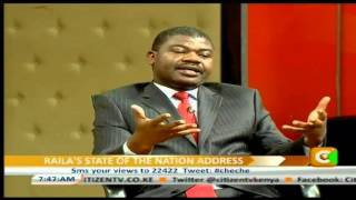 Cheche: Raila's Remarks On Jubilee's Performance
