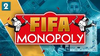 FIFA MONOPOLY! #2 - NU AL DISCARDEN?! - Dutch Fifa 16