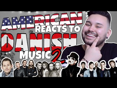American REACTS  Danish  2